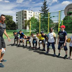 Atelier initiation Football Freestyle en Ile de France