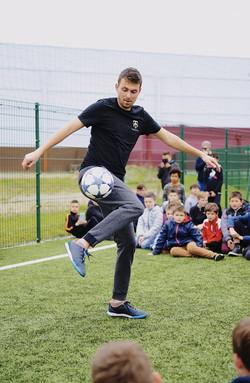 Show Freestyle Foot Nantes