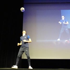 Show Football Freestyle pour le Crédit Agricole