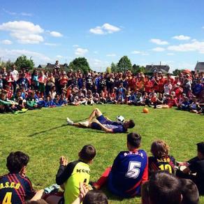 Démonstration Foot Freestyle en Bretagne