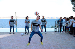 Show Foot Freestyle Kaporal