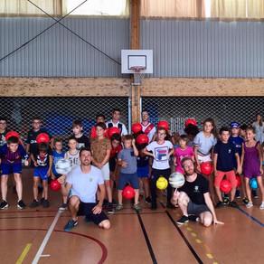 Initiation Football Freestyle dans les Vosges