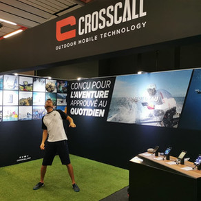Animation Football Freestyle pour Crosscall