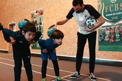 Initiation Football Freestyle avec le fr