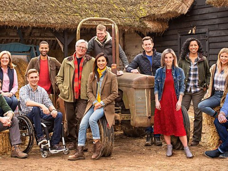Join me for BBC's Countryfile! BBC1 18:10 Sunday 12th January 2020