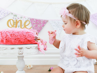 Six tips for Cake Smash session