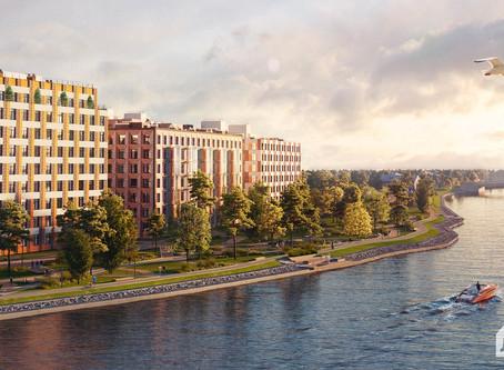 Жилой комплекс Neva Haus