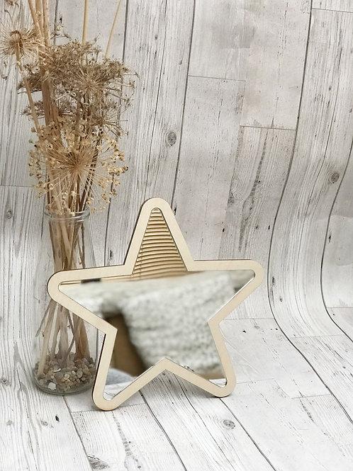 Acrylic Star Mirror
