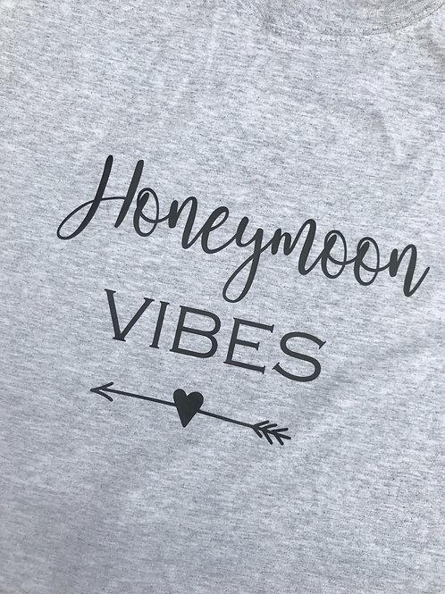 Honeymoon Custom T Shirt
