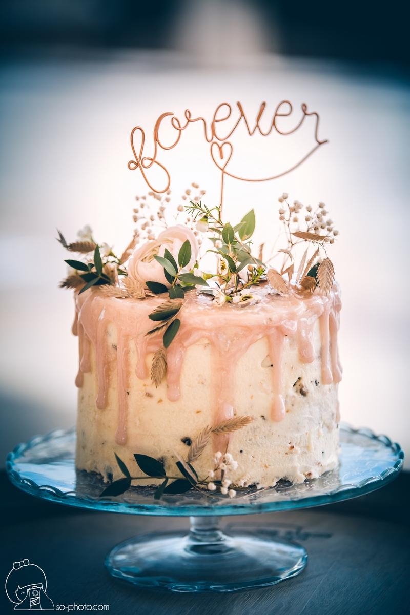 wedding cake réalisé par DVtraiteur