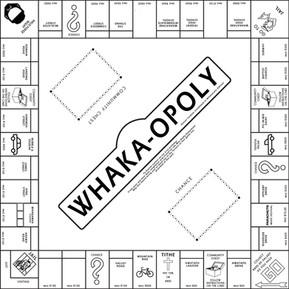 Whaka-opoly (monopoly)