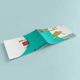 Pallet DIY Booklet - Lego inspired