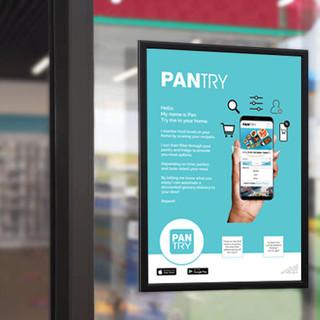 Pantry - Startup App