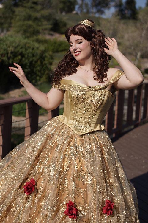 Belle Dress- Adjustable Sizing