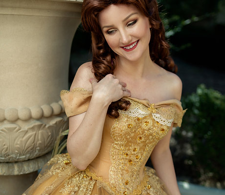 Basic Bodice Pattern- Belle and Tiana