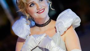 Cinderella Dress Tutorial