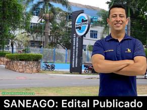 SANEAGO: EDITAL PUBLICADO