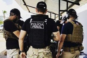 Convocação de novos Policias Penais em setembro