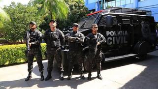 CONCURSO MT: Edital para Polícia Civil e militar será publicado no próximo mês !