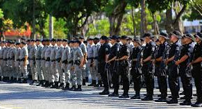 9% dos PMs de Goiás tiveram Covid-19.