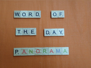 Word of the Day – panorama