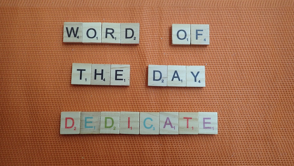 How to Pronounce dedicate