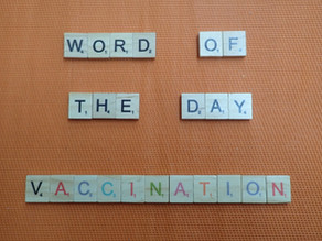 Word of the Day – Vaccination