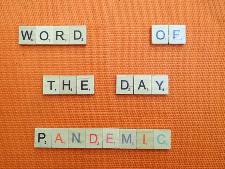 Word of the Day - Pandemic