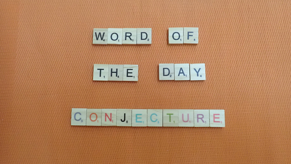 How to Pronounce - Conjecture