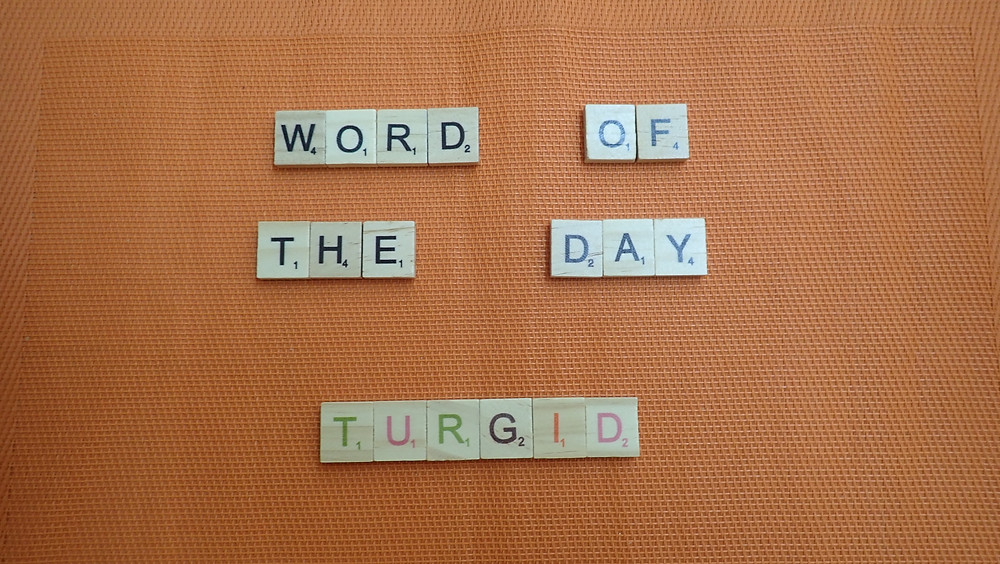 How to Pronounce Turgid