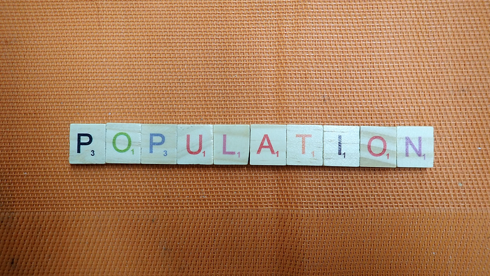 Word of the Day - Population