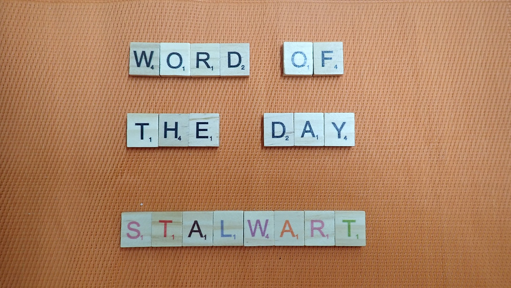 How to Pronounce - stalwart