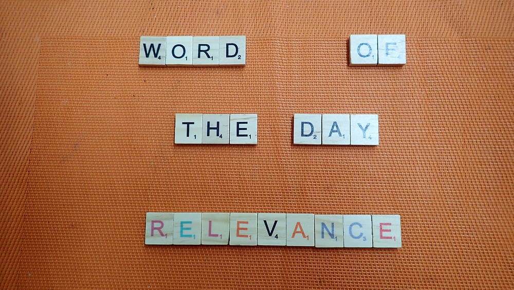 How to Pronounce Relevance