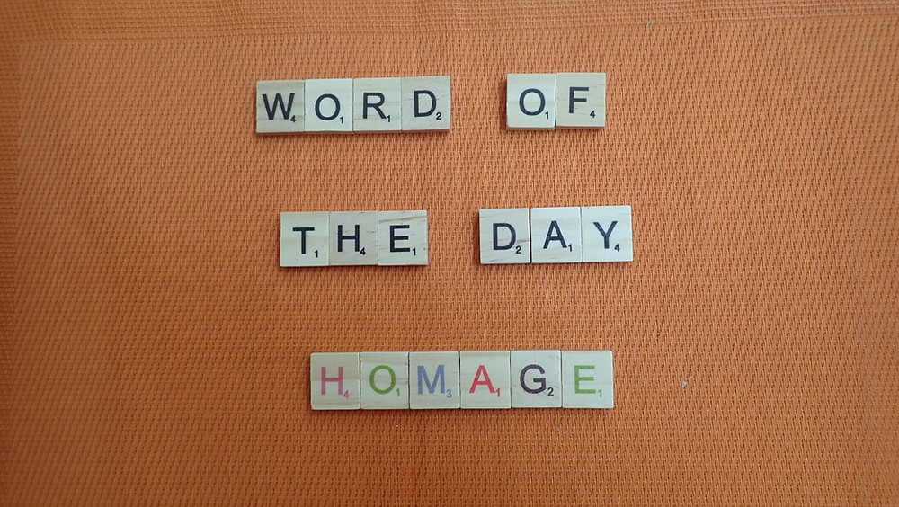 How to Pronounce - Homage