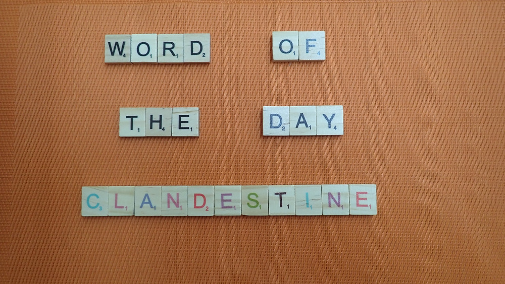 How to Pronounce Clandestine