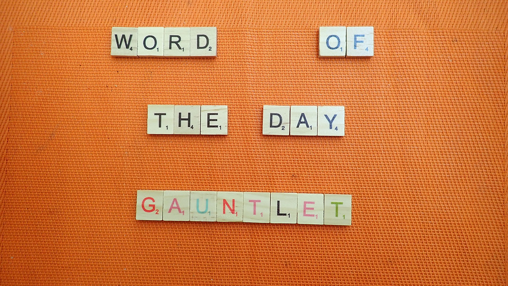How to Pronounce Gauntlet