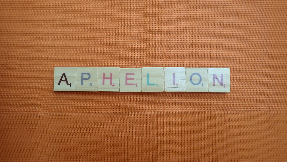 Word of the Day - Aphelion