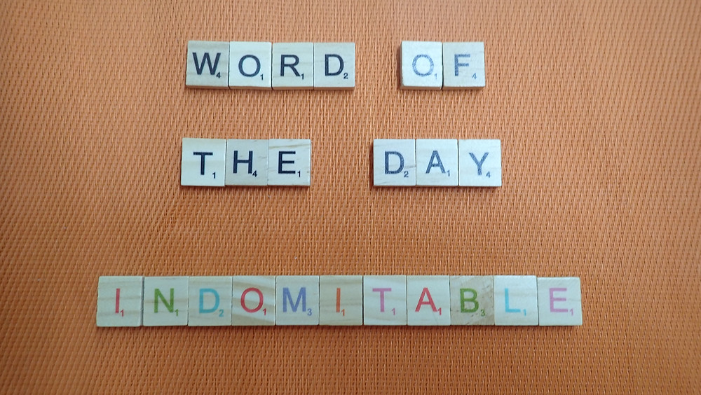 How to Pronounce - Indomitable