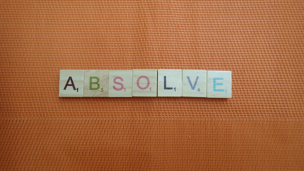 Word of the Day - Absolve