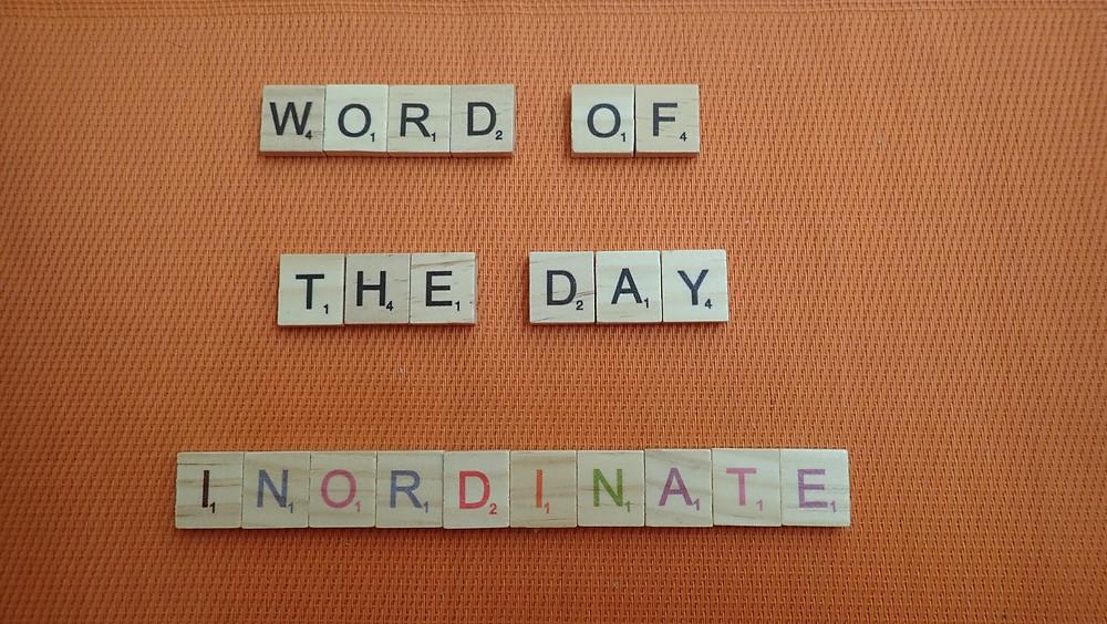 How to Pronounce -Inordinate