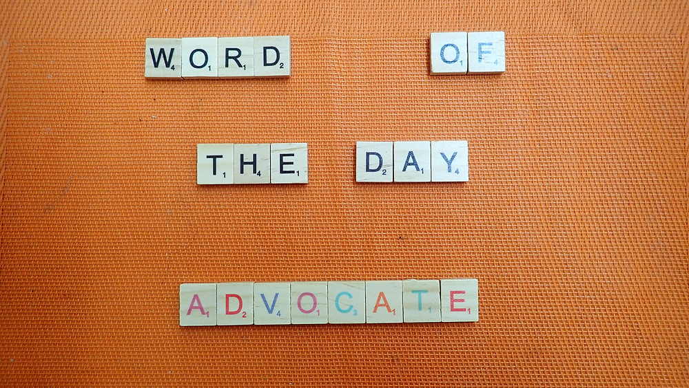 How to pronounce Advocate