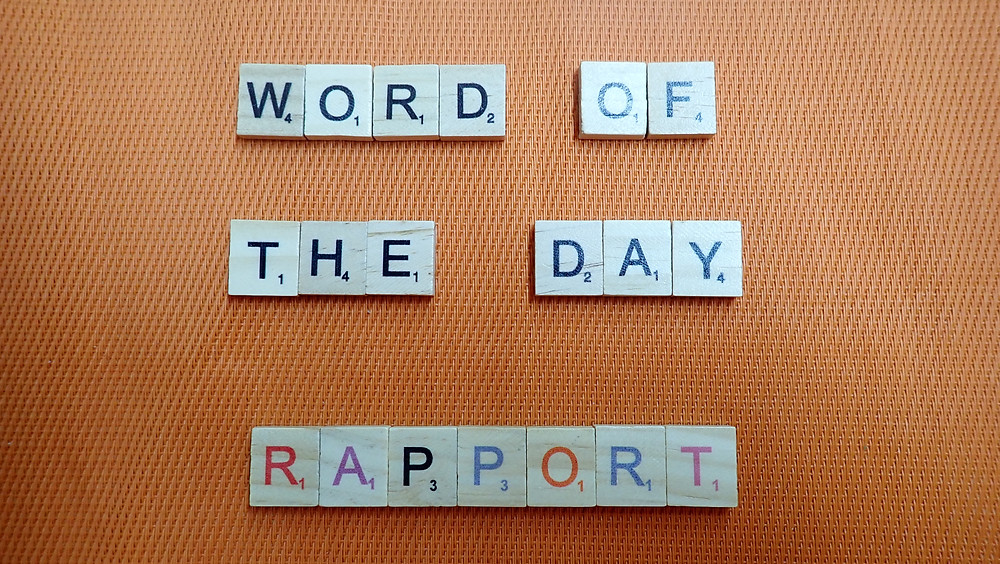 How to Pronounce - Rapport