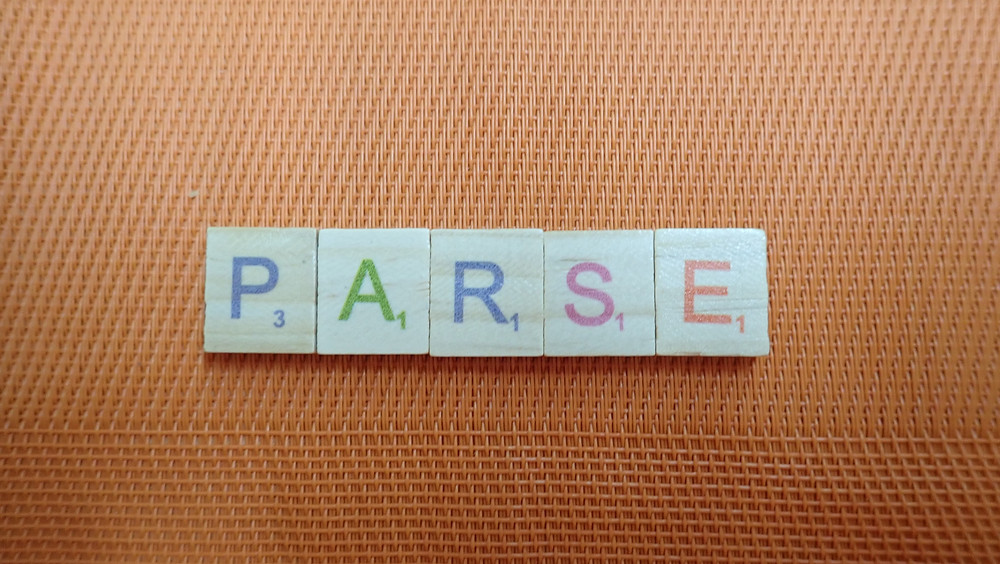 Word of the Day - parse