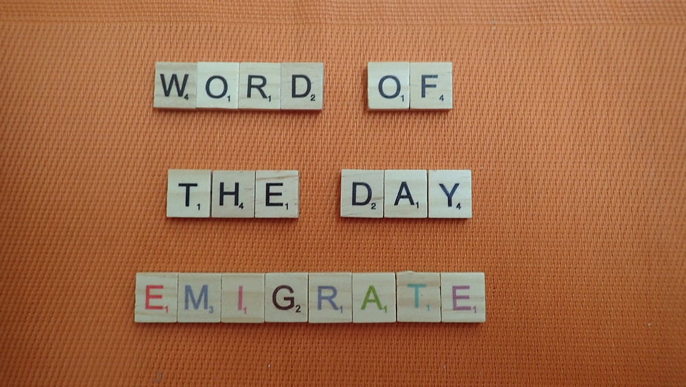 How to Pronounce - Emigrate