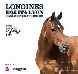 EQUITA LYON 2021 Du 27 au 31 octobre 2021 stand B74