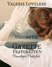 Gazette Featurette by Penelope Pottifer