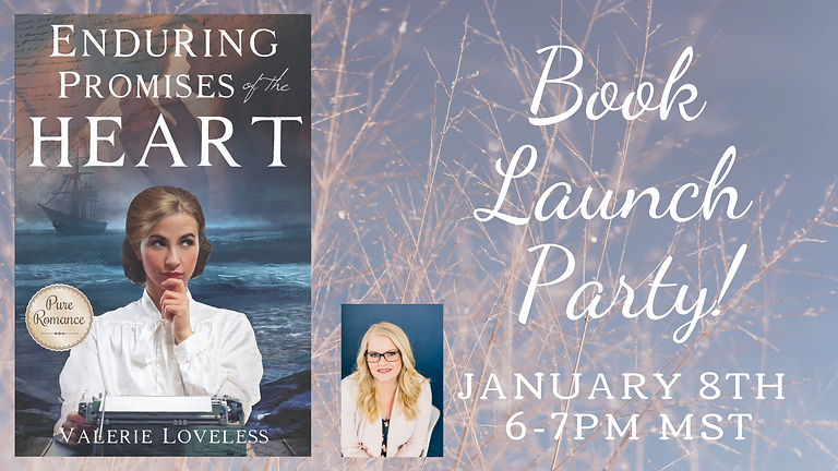 Facebook Book Launch Party and Giveaway
