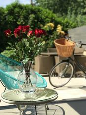 Bespoke floral arrangement