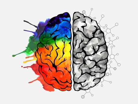Os dois lados do cérebro: se você tem dois precisa usar os dois!