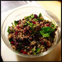 Mix Grain Salad
